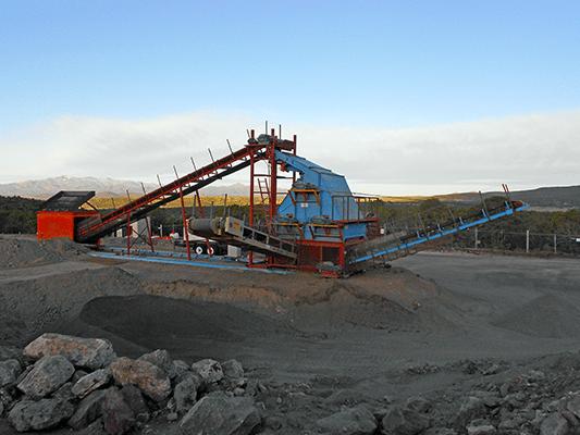 El Capitan Mining Equipment